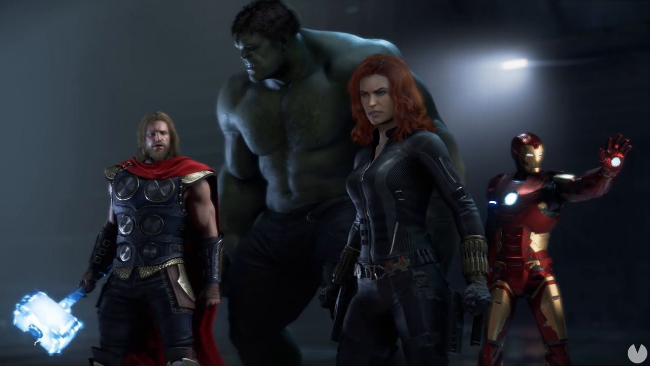 they Are working on that Black Widow is interesting in Marvel''s Avengers