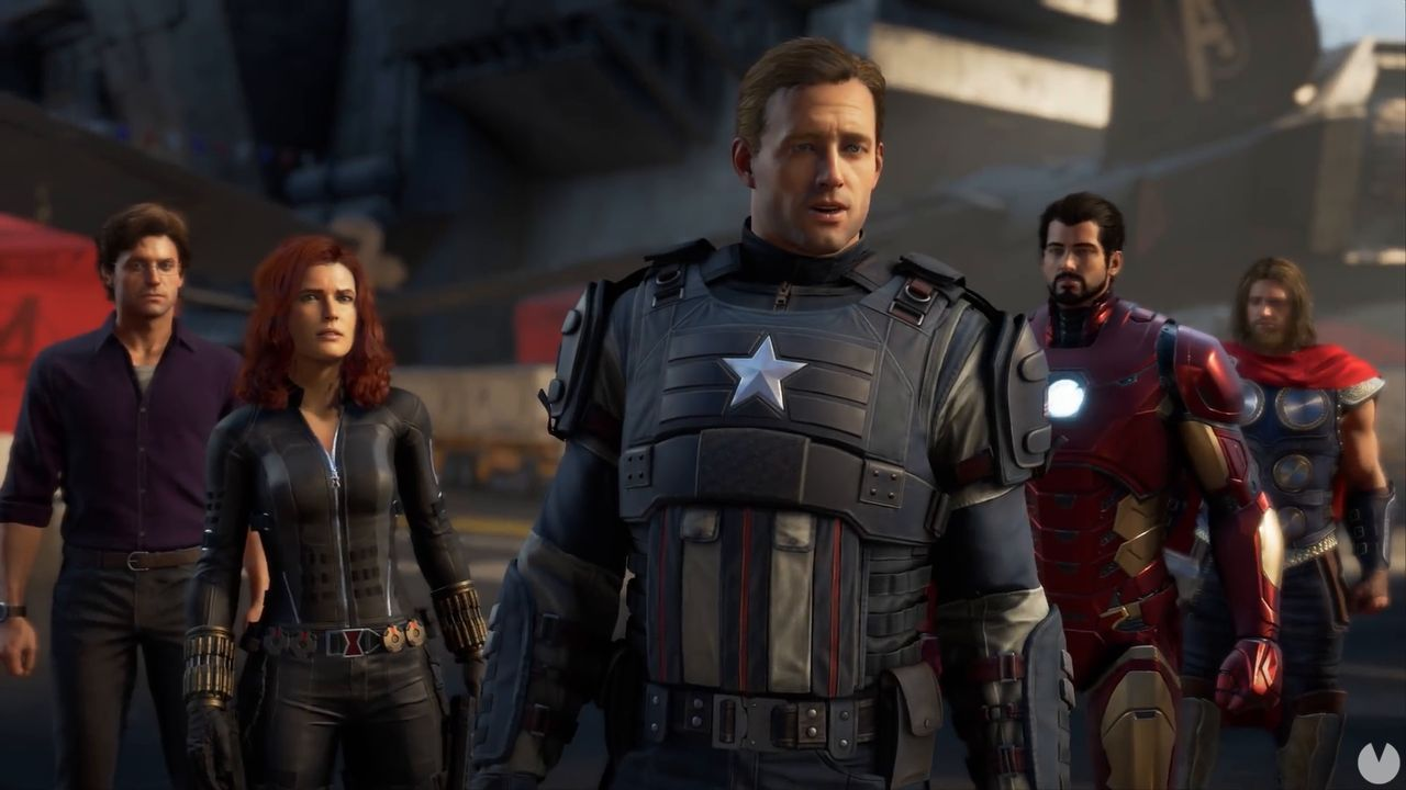 Marvel's Avengers display your gameplay on the 19th of July
