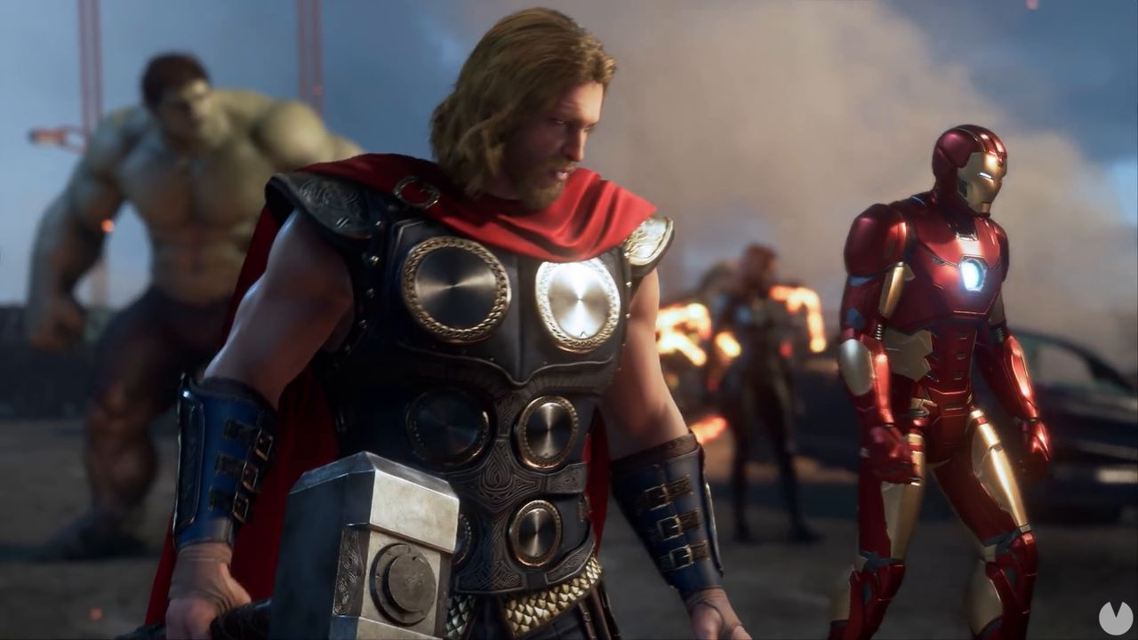 Marvel's Avengers: Stan Lee was inspired by the script and the plot of the game