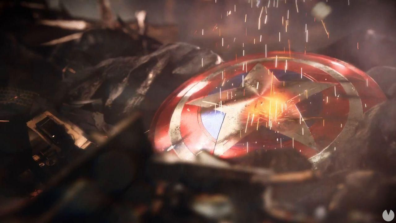 The game of Avengers may be for the next generation of consoles