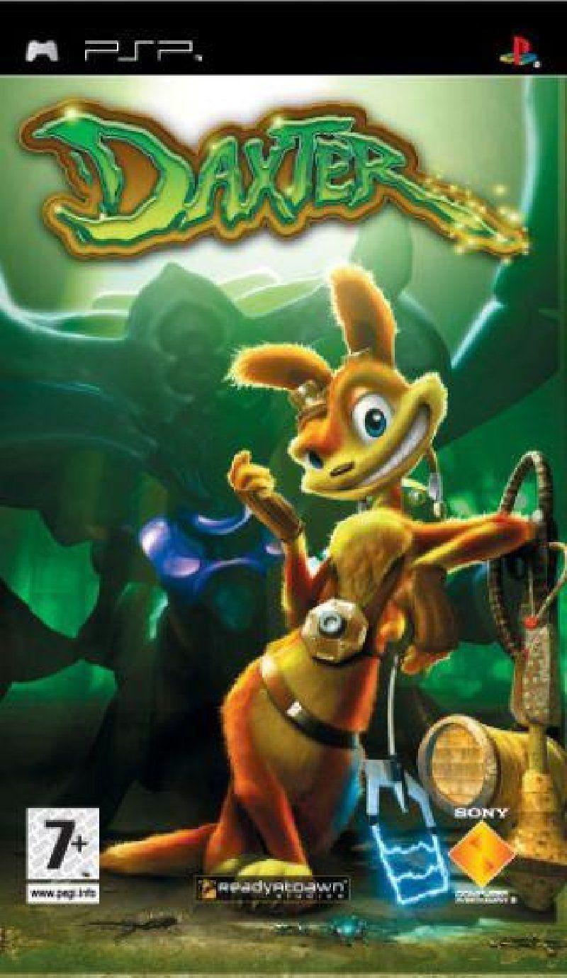 Daxter - Videojuego (PSP y PS2) - Vandal
