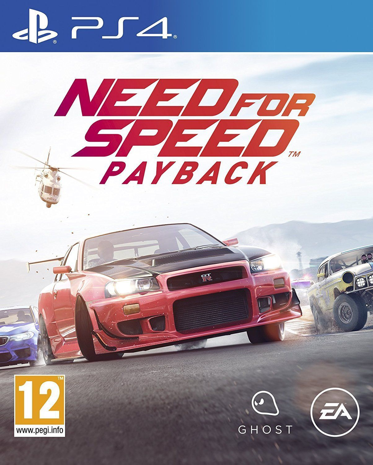Need For Speed Payback Toda La Informacion Ps4 Pc Xbox One Vandal