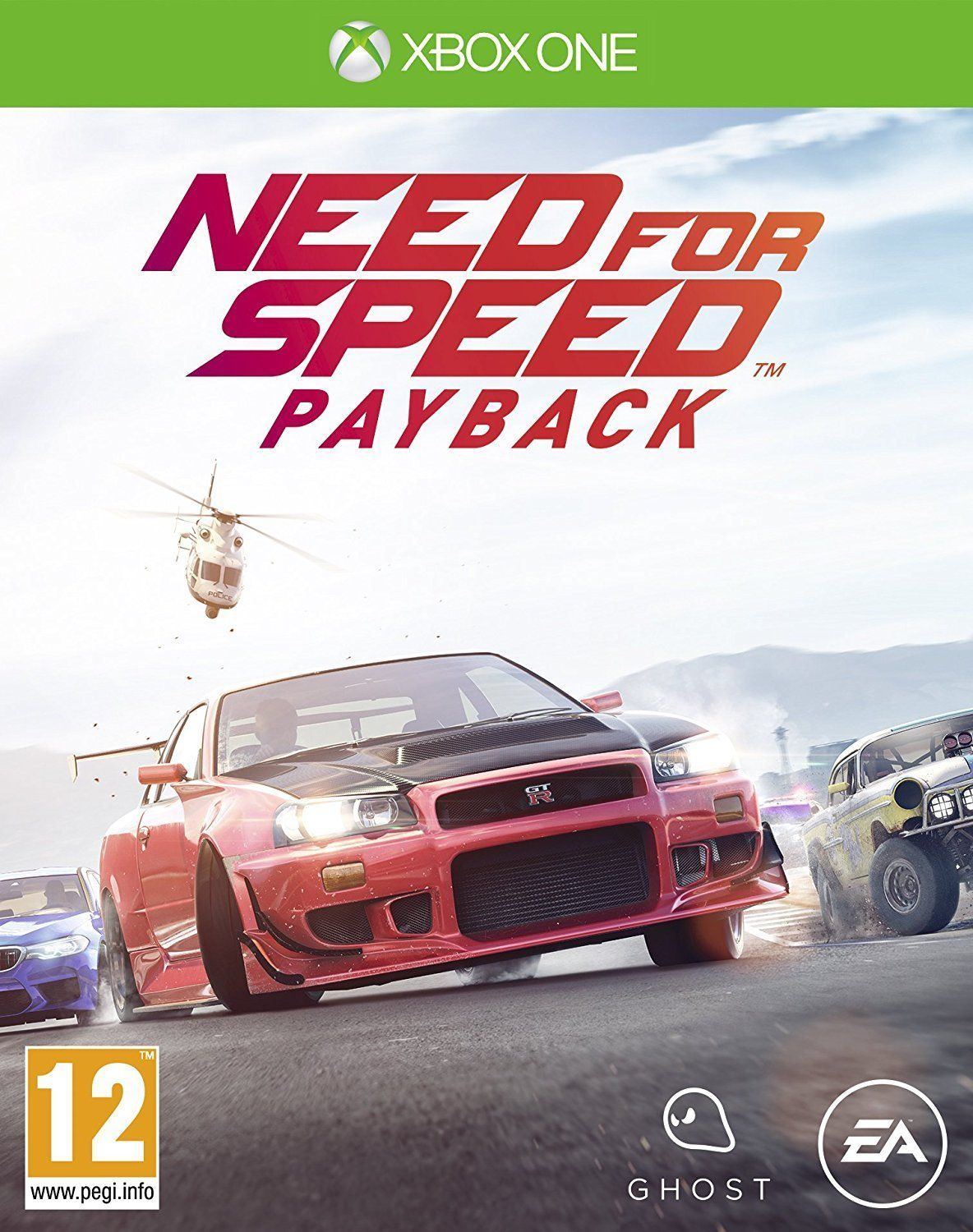 Imagen 64 de Need for Speed Payback para Xbox One