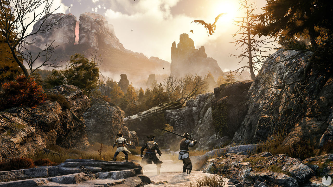 fantasy baroque GreedFall shows us the importance of our partners