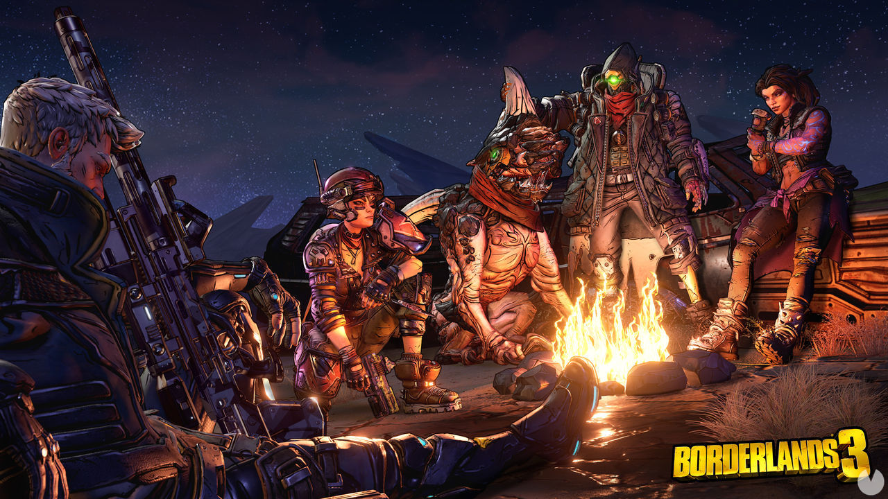 Borderlands 3 exceeds three million units sold in digital format