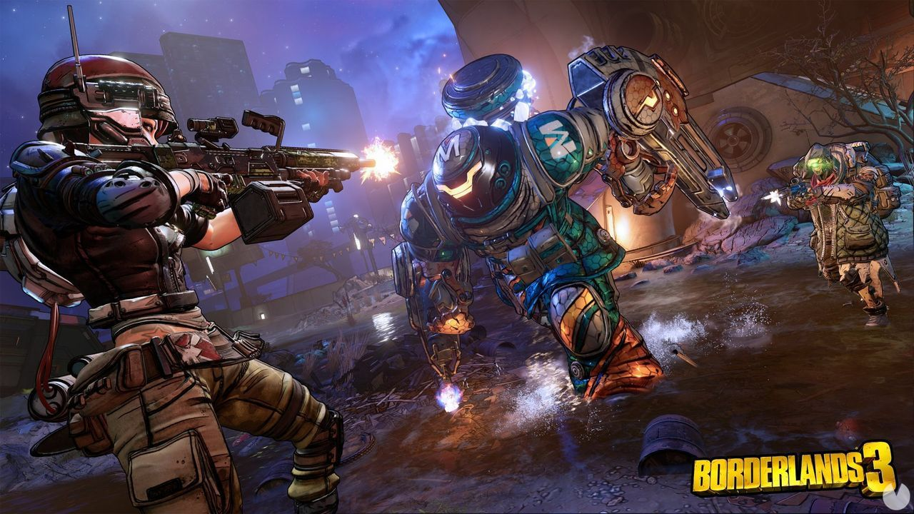 2K will allow a patient with terminal cancer to be able to play before Borderlands 3