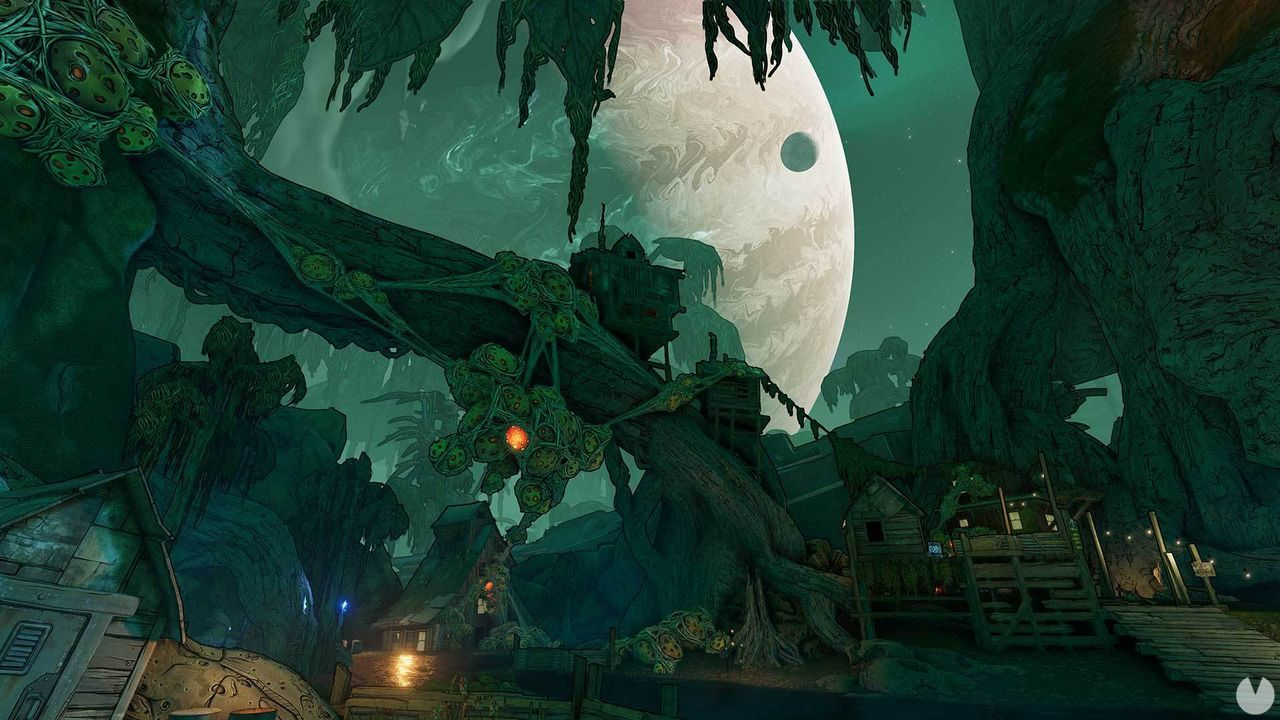 Gearbox presents another planet in Borderlands 3: Eden-6