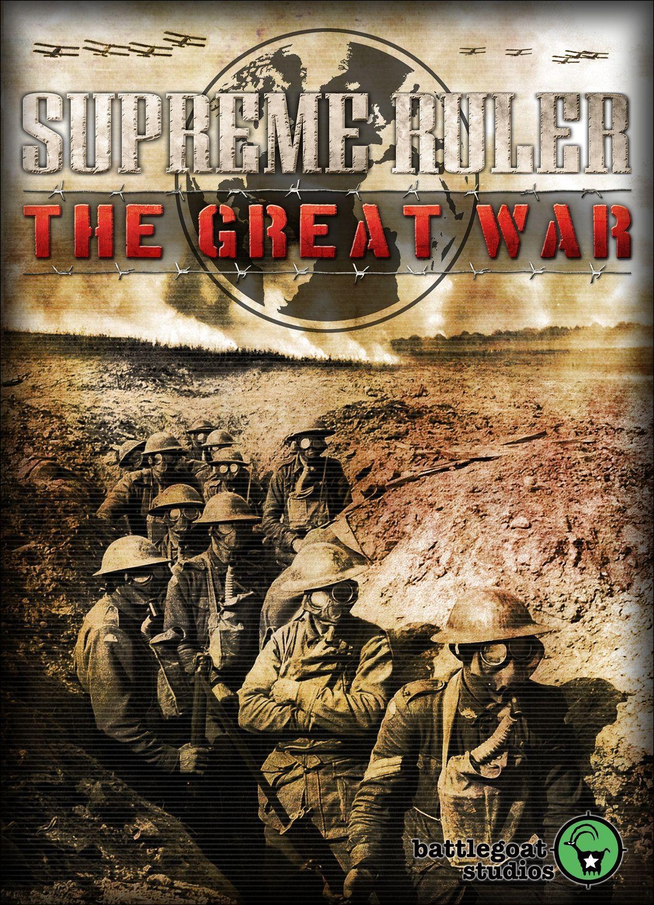 Imagen 1 de Supreme Ruler: The Great War para Ordenador