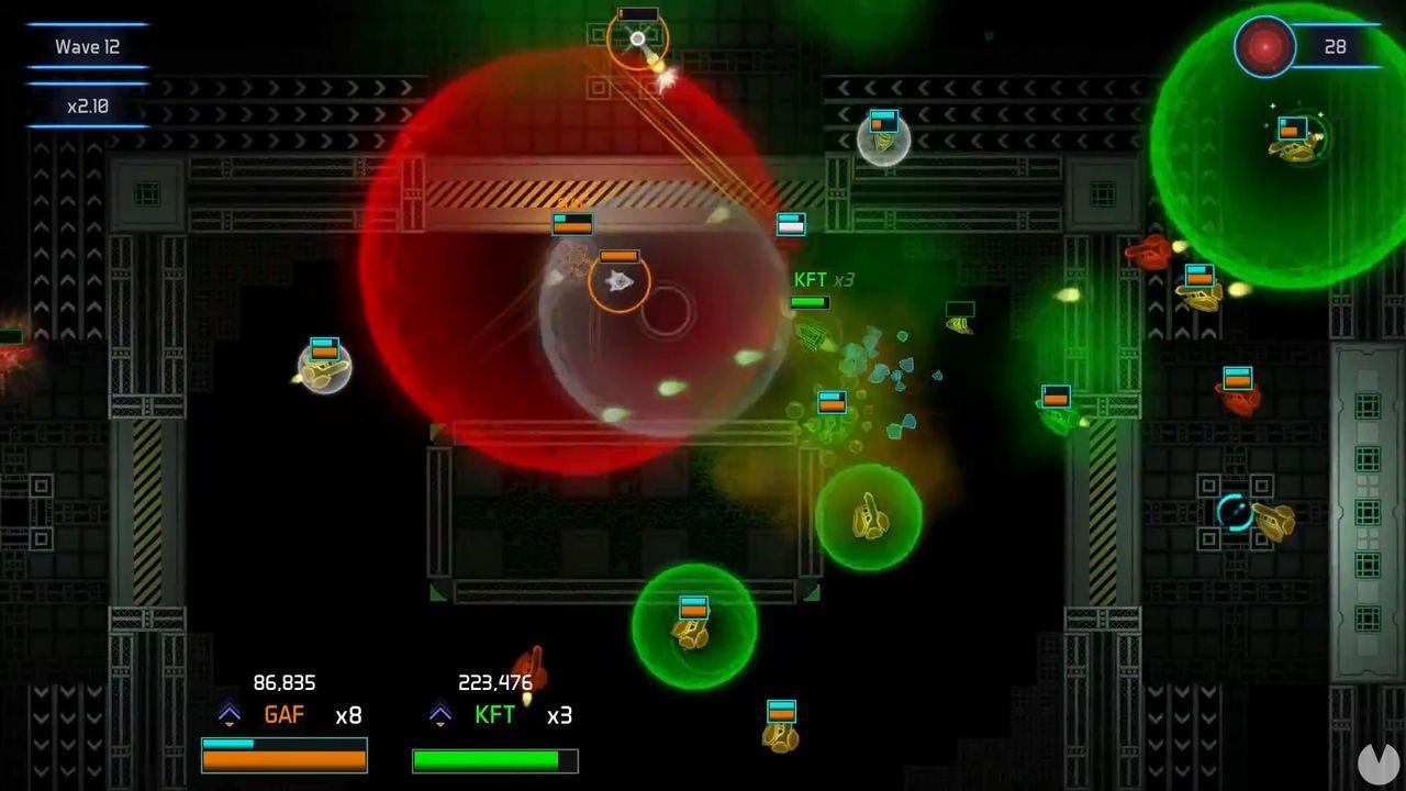 Aperion Cyberstorm debutará el 8 de febrero