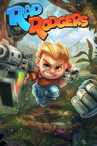 Carátula Rad Rodgers: World One para Xbox One