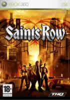 Car�tula oficial de de Saints Row para Xbox 360
