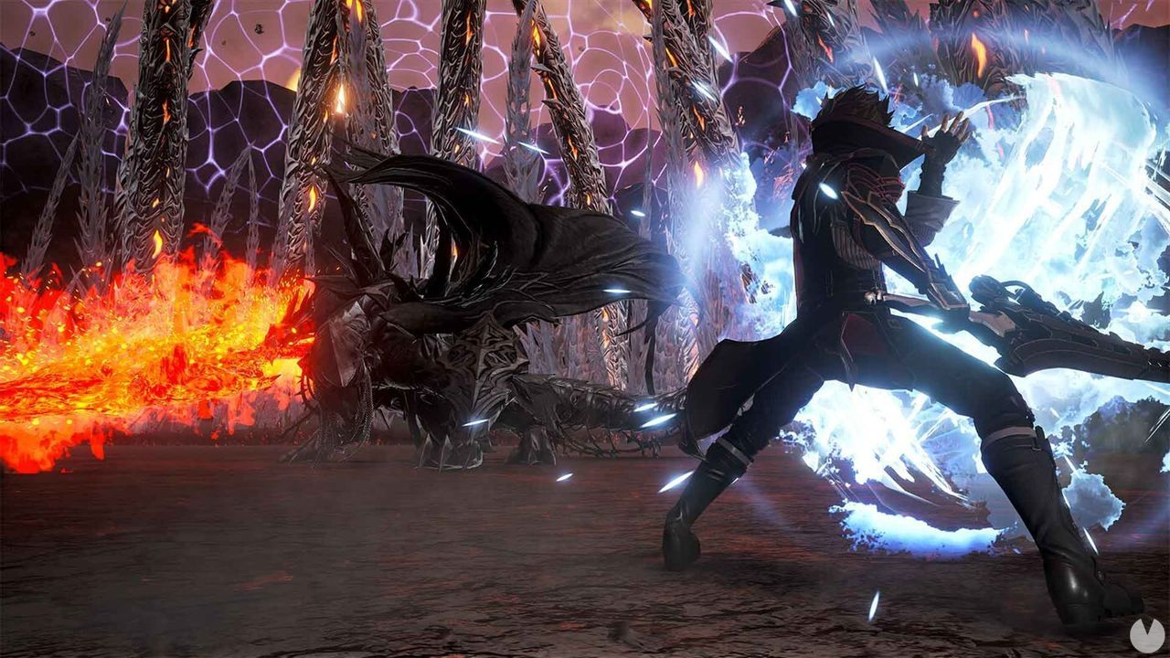 Code Vein unveils its first DLC, a Hellfire Knight, on PC, Xbox One and PS4
