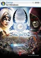 Car�tula oficial de de Sacred 2: Fallen Angel para PC
