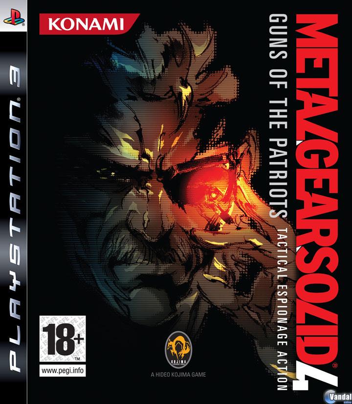 Imagen 184 de Metal Gear Solid 4: Guns of the Patriots para PlayStation 3