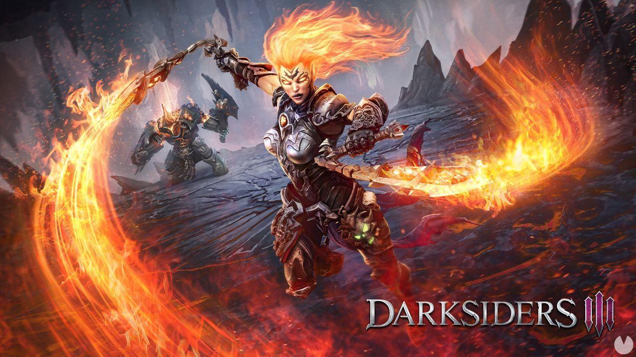 Darksiders III muestra su jugabilidad en un nuevo vídeo