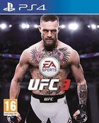 Carátula EA Sports UFC 3 para PlayStation 4