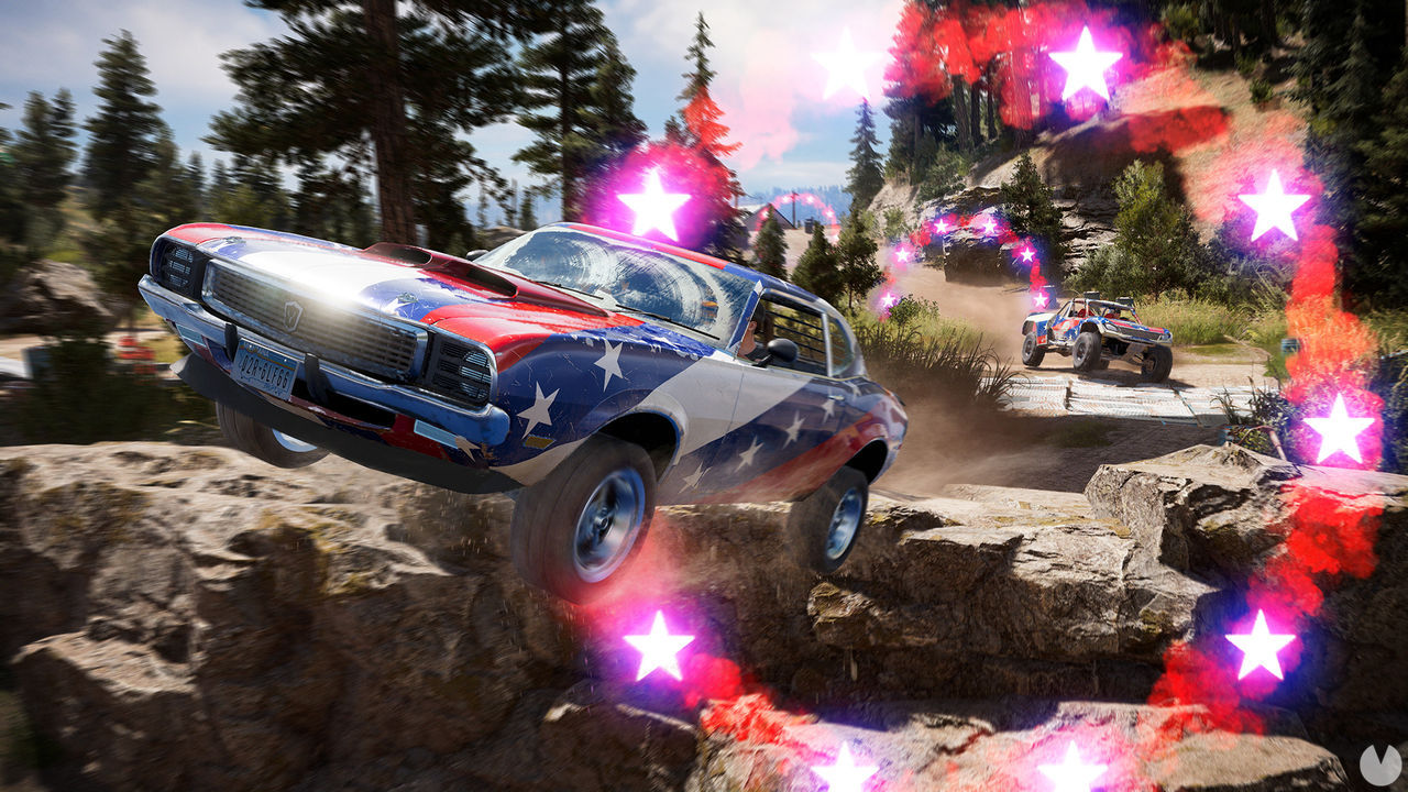 Rumor: Ubisoft would be developing Far Cry 6, and another spin-off of FC5