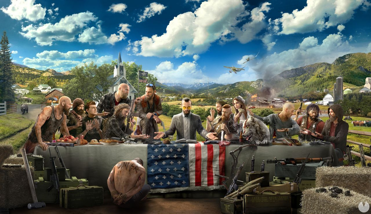 Far Cry 5 is the best-selling game of Ubisoft in the current generation