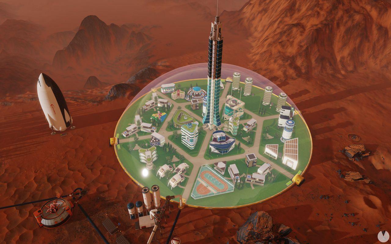 Surviving Mars GRATIS en Steam