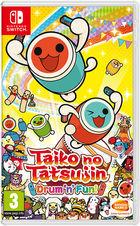 Portada Taiko no Tatsujin: Drum 'n' Fun!