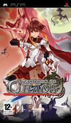 Car�tula oficial de de Generation of Chaos para PSP