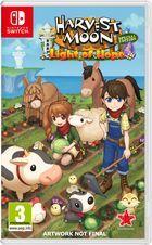 Carátula Harvest Moon: Light of Hope para Nintendo Switch