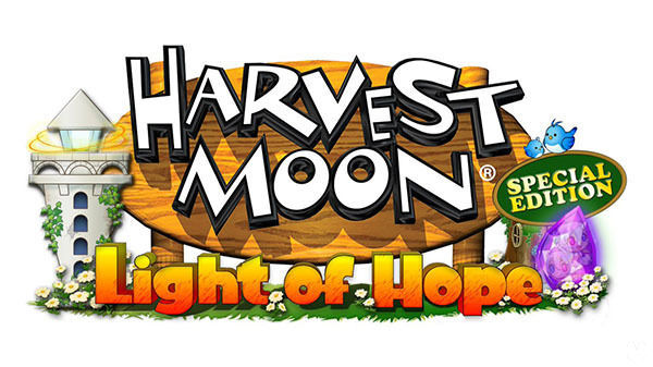 Harvest Moon: Light of Hope will edition physics in Europe on the 25th of October