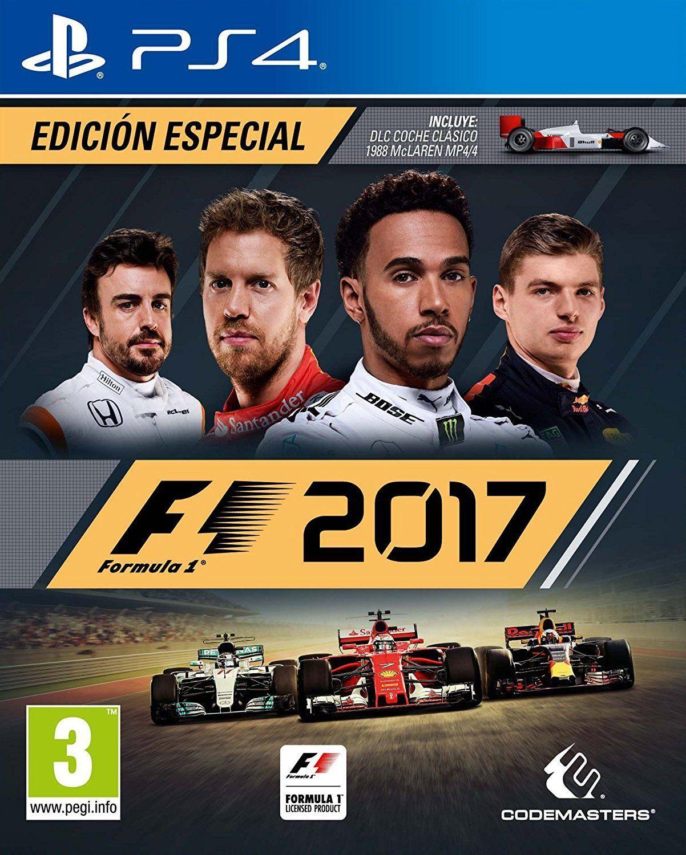 F1 2017 EDICION ESPECIAL (SEMINUEVO)