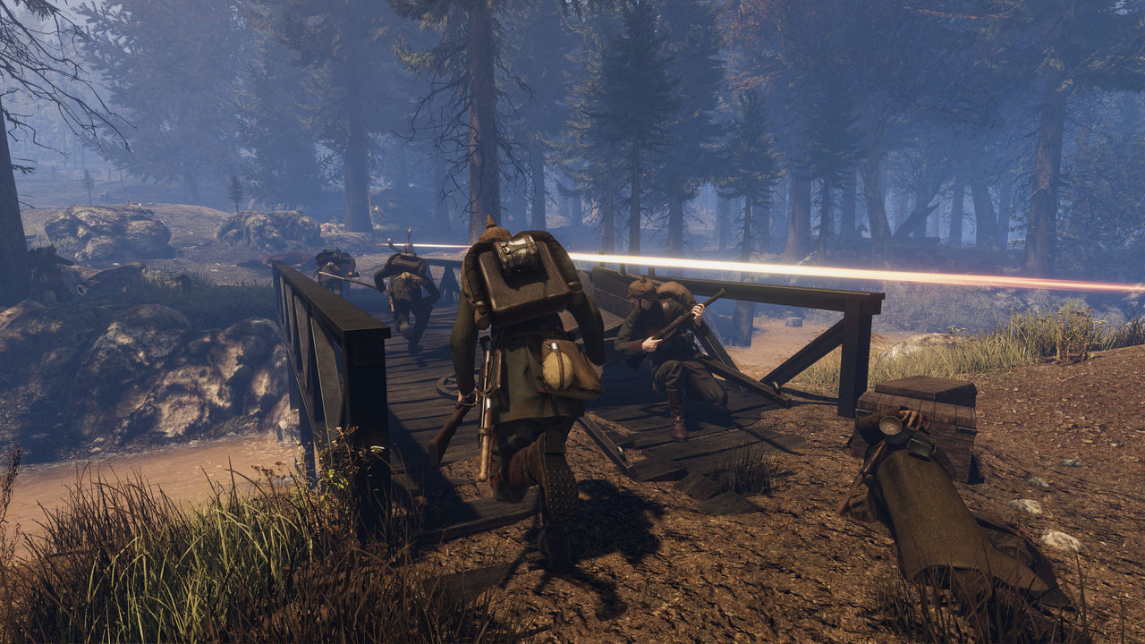 The First World War Tannenberg also be published on consoles