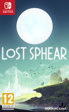 Carátula Lost Sphear para Nintendo Switch