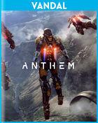 Carátula Anthem para Xbox One