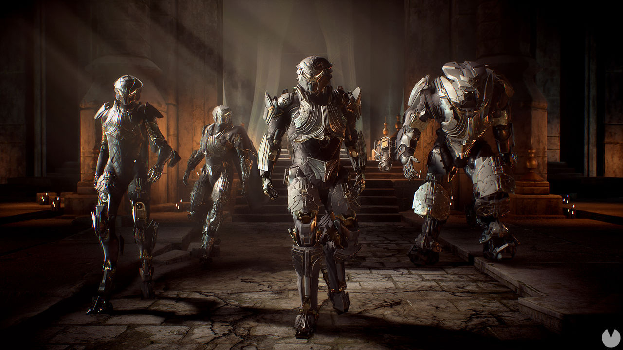 Anthem will not have boxes of loot because they 'have no purpose'