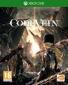 Carátula Code Vein para Xbox One