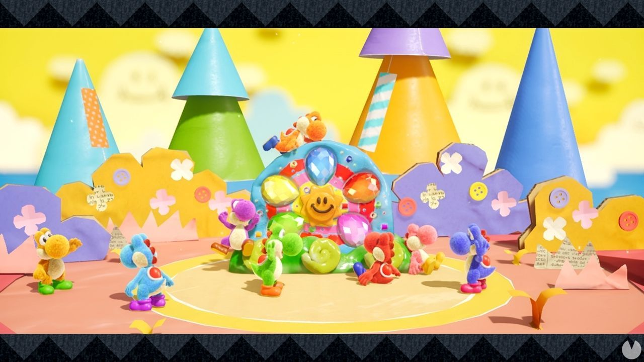Yoshi's Crafted World will occupy 5.6 GB in their version digital download