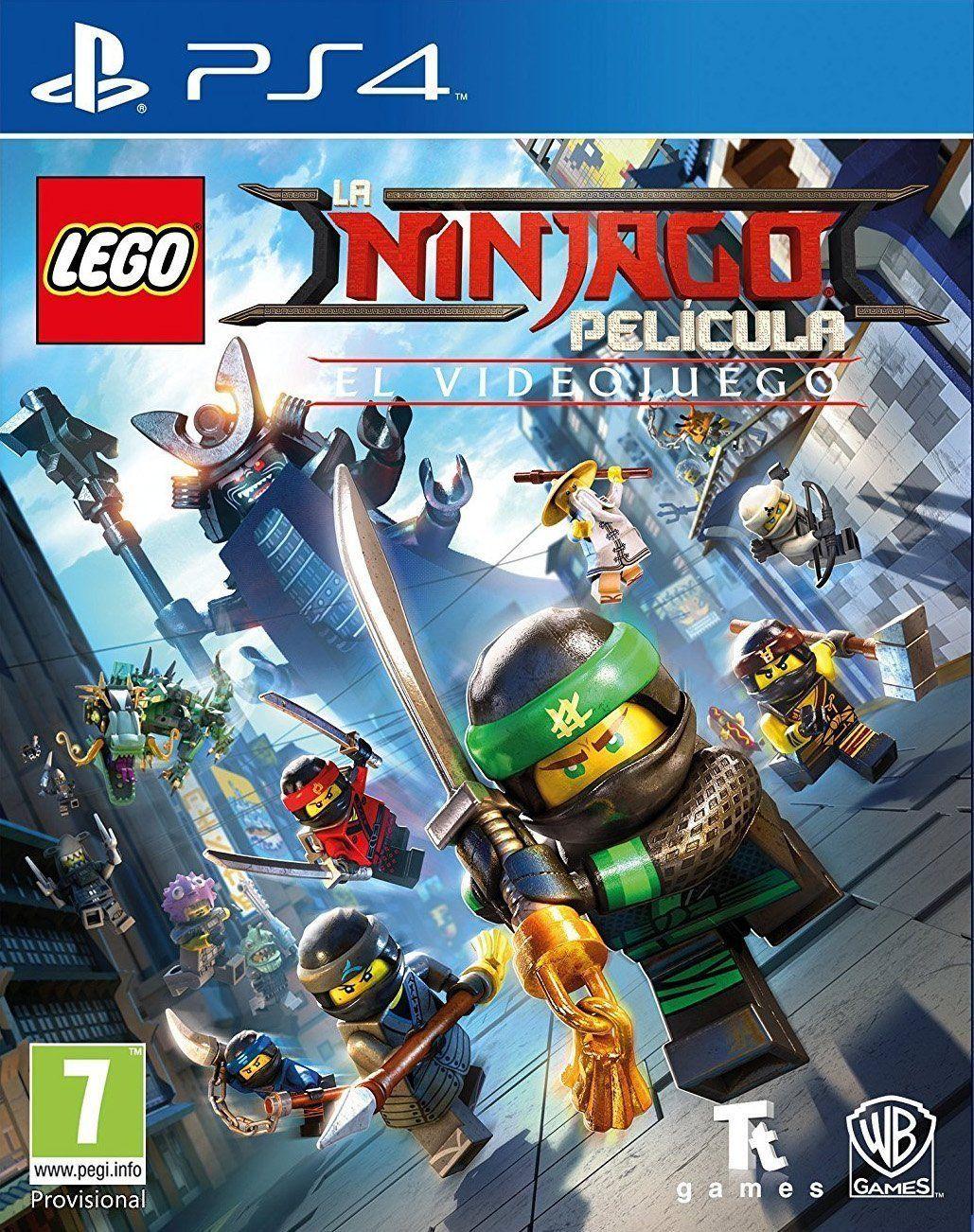La LEGO Ninjago Película – El Videojuego (SEMINUEVO)