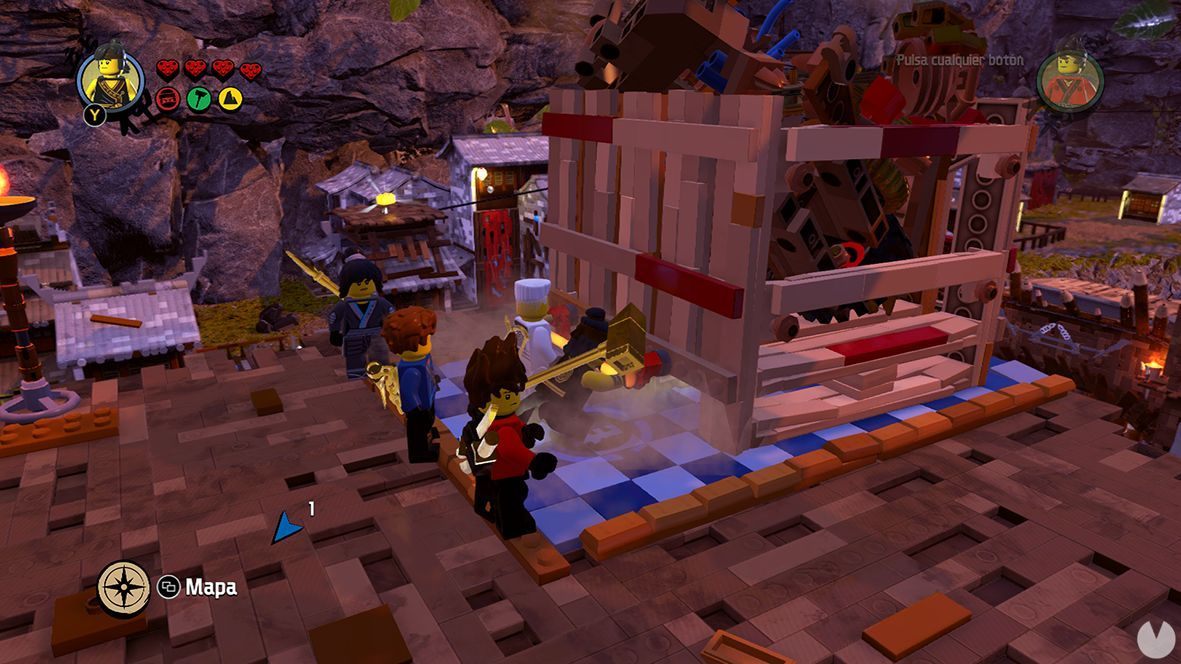 LEGO NINJAGO The Movie Video Game