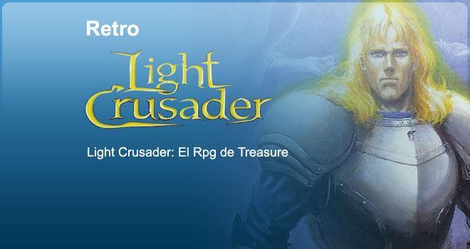 Light Crusader: El RPG de Treasure