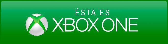 Ésta es Xbox One