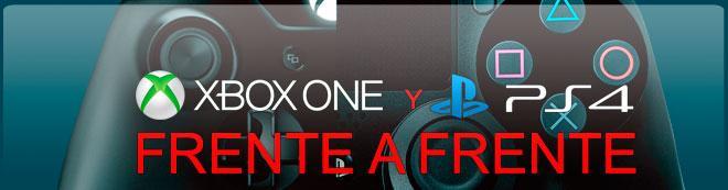 Xbox One y PS4, frente a frente