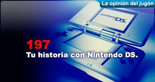 Tu historia con Nintendo DS