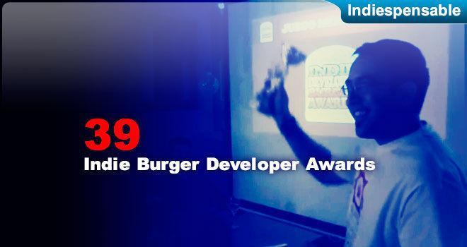 Indie Burger Developer Awards