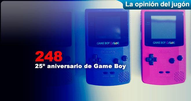 25º aniversario de Game Boy