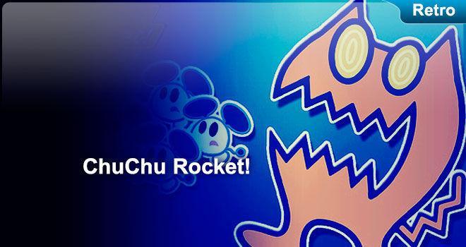 Chu Chu Rocket! El online llega a consolas