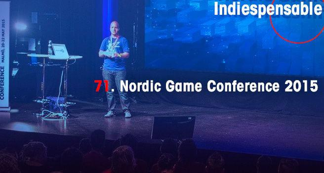 Nordic Game Conference 2015