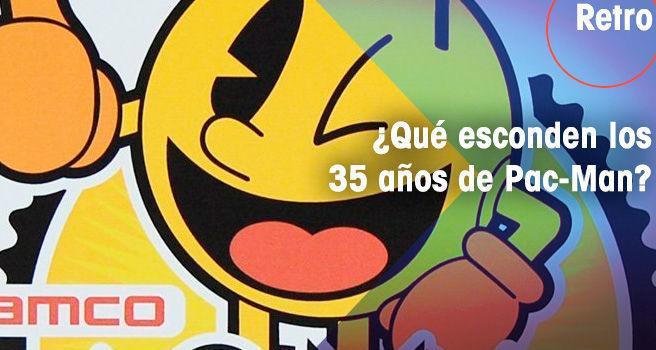 ¿Qué esconden los 35 años de Pac-Man?