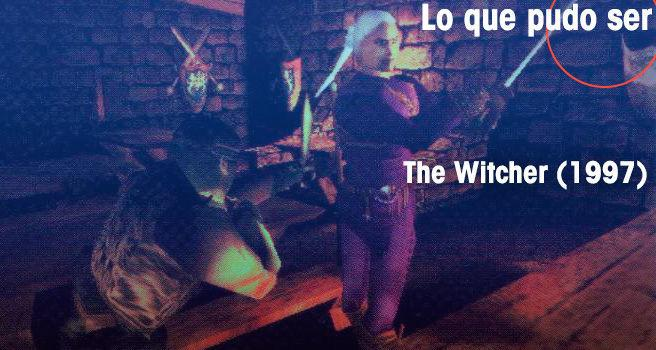 The Witcher (1997)