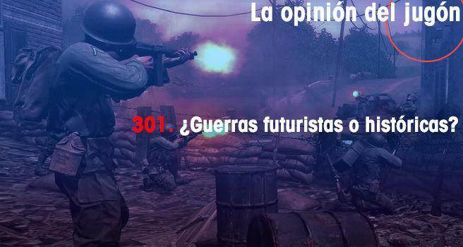 ¿Guerras futuristas o históricas?