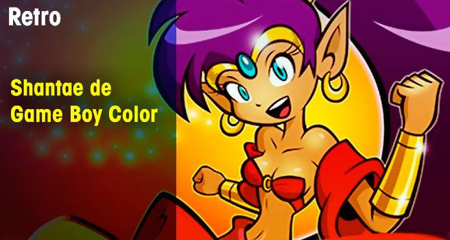 Shantae de Game Boy Color