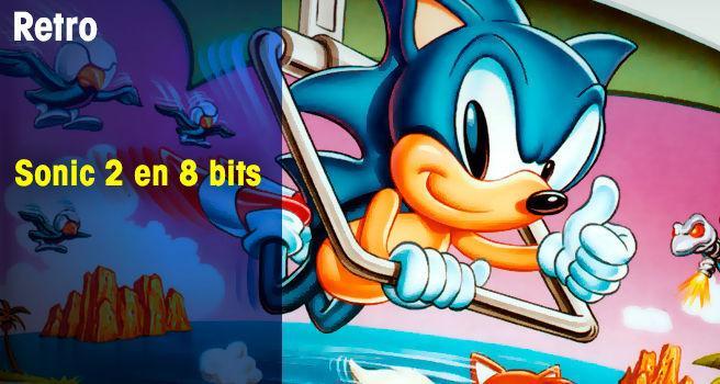 Sonic 2 en 8 bits