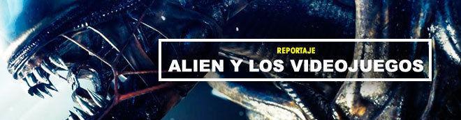Alien y los videojuegos